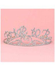 Bride to Be - Tiara ** This is an Amazon Affiliate link. Continue to the product at the image link.