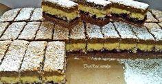Náš najobľúbenejší zákusok na veľkonočné sviatky: Božské orechové rezy – ťažké uveriť, že sú také jednoduché! Hungarian Desserts, Hungarian Recipes, Poppy Cake, Opera Cake, Torte Cake, Nutella, Yummy Treats, Sweet Tooth, Dessert Recipes