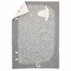 Lapuan Kankurit Kili Wool Blanket - Click to enlarge