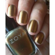 Zoya Nail Polish in Aggie