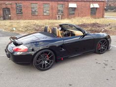 Post Pics. Boxsters with Rims. - Page 8 - 986 Forum - for Porsche Boxster Owners and Others
