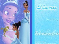 Tiana Princess of Determination