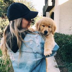 Puppy Pictures, Cute Pictures, Animals And Pets, Cute Animals, Dog Tumblr, Photos With Dog, Golden Retriever, Cute Dogs And Puppies, Doggies