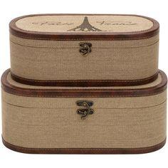 2 Piece Roquette Box Set at Joss & Main