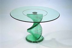 Glass Furniture - Westport Glass Company.