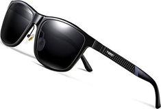 98340487ce211 ATTCL Men s Driving Polarized Sunglasses Al-Mg Metal Frame Ultra Light  http