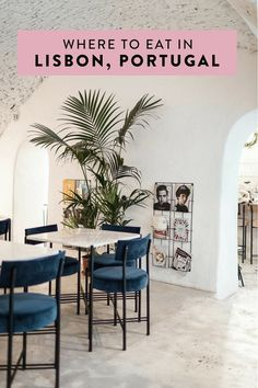 The Best Lisbon Food: Where to Eat in Lisbon, Portugal — ckanani luxury travel & adventure - - If you are looking to eat delicious, healthy food in beautiful, aesthetically pleasing spaces, here is where to find the best Lisbon food. Spain And Portugal, Portugal Travel, Portugal Trip, Spain Travel, Europe Travel Tips, Places To Travel, Travel Guide, Backpacking Europe, Travel Destinations