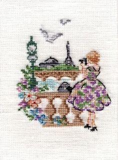 Victorian Women, Crossstitch, Motifs, Hats For Women, Needlepoint, Needlework, Blog, Arts And Crafts, Classy