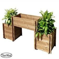 Image result for planter box bench