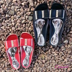 Não conseguimos escolher uma cor só, porque adoramos todas! Qual a sua cor favorita? #Campesí #Conforto #shoes