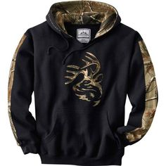 Legendary Whitetails Men s Realtree Camo Outfitter Hoodie 1a9ede94dc3ac