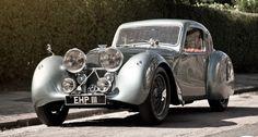 Show-Stopper: 1938 Jaguar SS100 3.5-litre Coupé Prototype