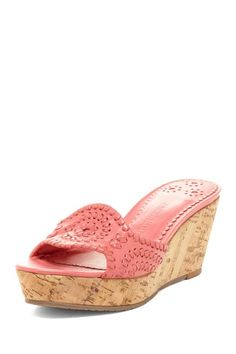 Barcelona Capri Sandal by Jack Rogers on @HauteLook