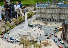 La Haya La ciudad en miniatura de Madurodam