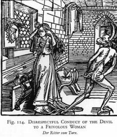 Malleus Maleficarum and King James: Defining Witchcraft