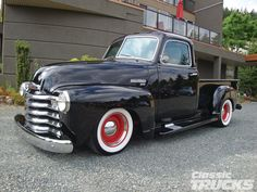 1950 Chevy 3100 Photo 1