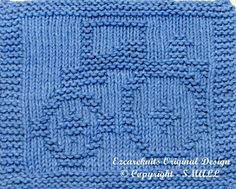 Knitting Pattern  PAVEMENT ROLLER  PDF by ezcareknits on Etsy