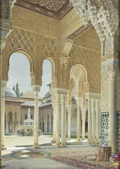 Alhambra Palace - loved this place!