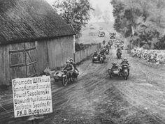 INVASION OF POLAND, SEPTEMBER 1st 1939 - http://www.warhistoryonline.com/war-articles/invasion-poland-september-1st-1939.html