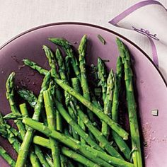 Browned Butter Asparagus | CookingLight.com