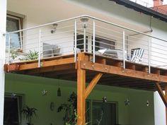 Samonosné balkony