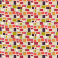 Scion - Designer Fabric and Wallpapers | Products | Blocks (NMEL120079) | Melinki Two Fabrics