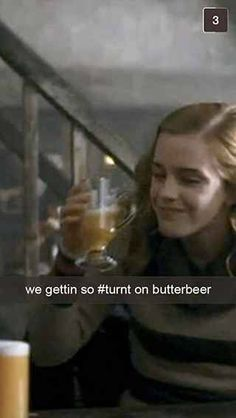 #drunkhermione