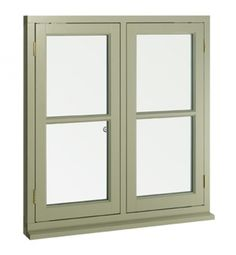 Conventional - traditional flush casement windows - New Double Glazed Wooden Windows - Timber Windows - April 14 2019 at Barn Windows, Cottage Windows, Green Windows, Timber Windows, Wooden Windows, Timber House, Casement Windows, House Windows, Wooden Window Design