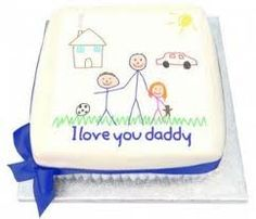 fathers day cake - Google Search