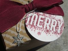 Gift Wrapping Products Now in the 2014 Holiday Catalog - Stampin' Up!® - Stamp Your Art Out! www.stampyourartout.com