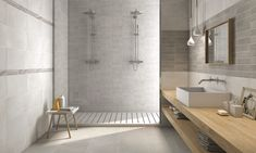 Unique Bathroom Tile to add Function and Style to Your Space - Houze Remodel Bad Inspiration, Bathroom Inspiration, Your Space, Cool Designs, Bathtub, House Styles, Home Decor, Courtier, Modern Bathrooms