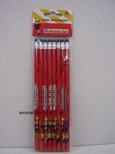 Brandweerman Sam traktatie potloden