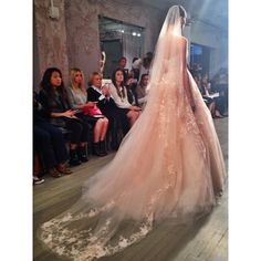 BRIDE OF THE DAY FALL 2015