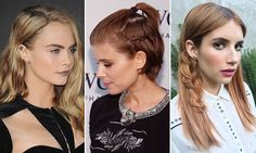 Secret braids are the celeb-inspired hair trend you need to try