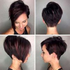 2017 Short Hairstyles Black - 10
