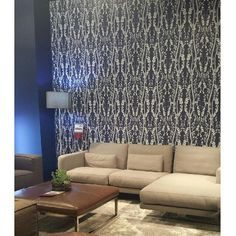 Wallpaper Dress Up Your Walls : TEMPAPER IN YOUR SPACE on Pinterest  Temporary Wallpaper, Project ...