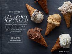 Ice Cream Social & Ice Cream Party Ideas | Williams-Sonoma