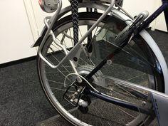 te koop ION GL Sparta, 2858 km gelopen, herenfiets, maat 53.  nieuw achterwiel vergoed door sparta. de fiets is 100% goed. de fiets is nog als nieuw.  meeneemprijs € 550,-