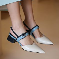 The post Chiko Dorrit Pointed Toe Block Heels Pumps appeared first on Chiko Shoes. Kitten Heel Shoes, Shoes Heels Pumps, Pointed Toe Block Heel, Block Heels, Crazy Shoes, Me Too Shoes, Unique Shoes, Beautiful Shoes, Casual Shoes