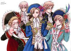 Nordic 5 pirates