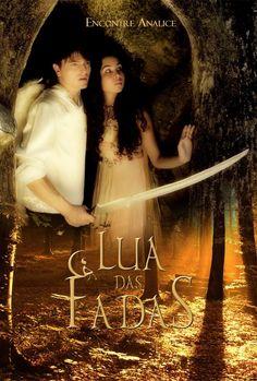 Este é um poster feito pelo Marcos Vinícius para o filme de Lua das Fadas. Na foto de Vinícius Bertoli, Fábio Rhoden e Ingrid Calvo.