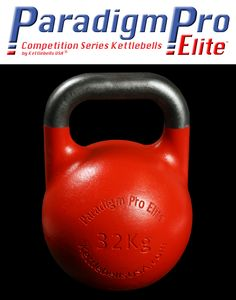 The Original & Finest Inner Core Technology™ Precision Steel Competition Kettlebell - Introduced to the N. American market in June, 2014 - Paradigm Pro® Elite Precision Steel Competition Kettlebells by Kettlebells USA® - Often imitated but never equalled https://www.kettlebellsusa.com/kettlebells-usa-discount-kettlebells-for-sale/paradigm-pro-elite-high-performance-competition-kettlebells-with-inner-core-technology #kettlebell #kettlebellsport