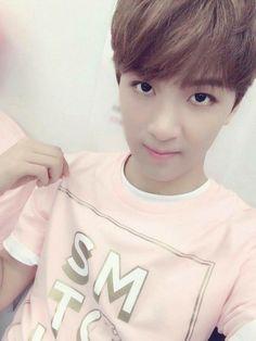 7.18.16 NCT Vyrl Update #SMTownOsaka - Haechan