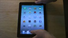 How to use an iPad - How to get started with your new iPad - iPad Basics...