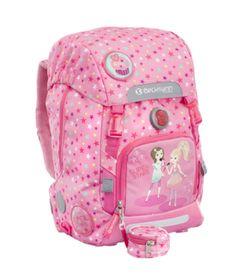 školní batoh Pink Beckmann