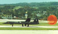 """SR-71 Kadena AB, Okinawa USAF Operations """"Habu"""""""