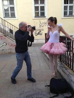 photoshooting by Pascal Beatens - model is wearing Isabella pink DOLLY skirt Tulle, Ballet Skirt, Skirts, Model, Pink, How To Wear, Fashion, Moda, Skirt