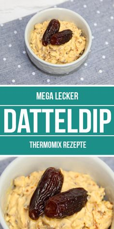 Datteldip schnell & einfach aus dem Thermomix This date dip is delicious and fast. His oriental touch makes him something very special. He fits great on every party buffet and is also a small souvenir always good. A great Thermomix recipe. Nutella, Easy Healthy Recipes, Healthy Snacks, Easy Meals, Baking Recipes, Snack Recipes, Egg Recipes, Dips, Breakfast Recipes