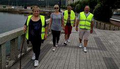 Los romeros ya van a Caión y Muxía Comienza la novena de A Barca, en el pabellón polideportivo A. L. 04 de septiembre de 2014  05:00