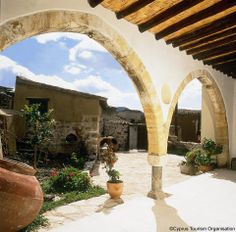 Cyprus Traditional Agrotourism House
